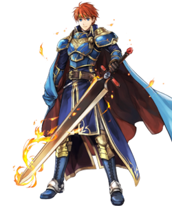 Eliwood Legend Normal
