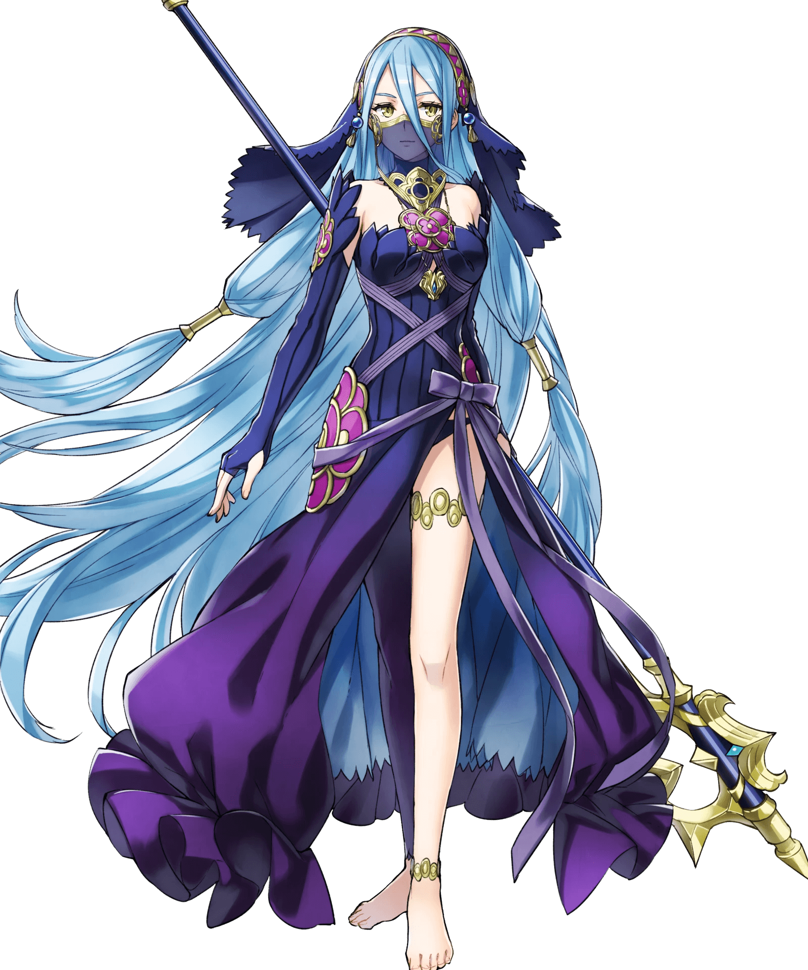 Bride Azura by artcelle | Fire Emblem Heroes | Know Your