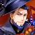 Hector Halloween Portrait