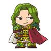 Travant Roi de Thracia 1