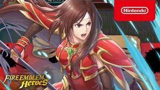Fire Emblem Heroes - New Heroes (Heir of Light)