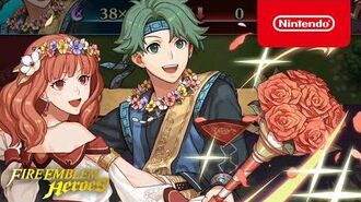 Fire Emblem Heroes - Special Heroes (Lovely Gifts)