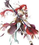 Titania Injured