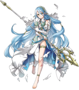 Azura Injured
