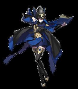Pégase bleu