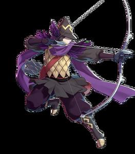 Cavalier (arc)