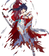 Oboro mariée Injured