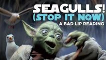 """""""SEAGULLS! (Stop It Now)"""" -- A Bad Lip Reading of The Empire Strikes Back-0"""