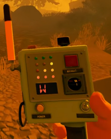 Firewatch Wave Receiver