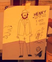 Henry Sketch