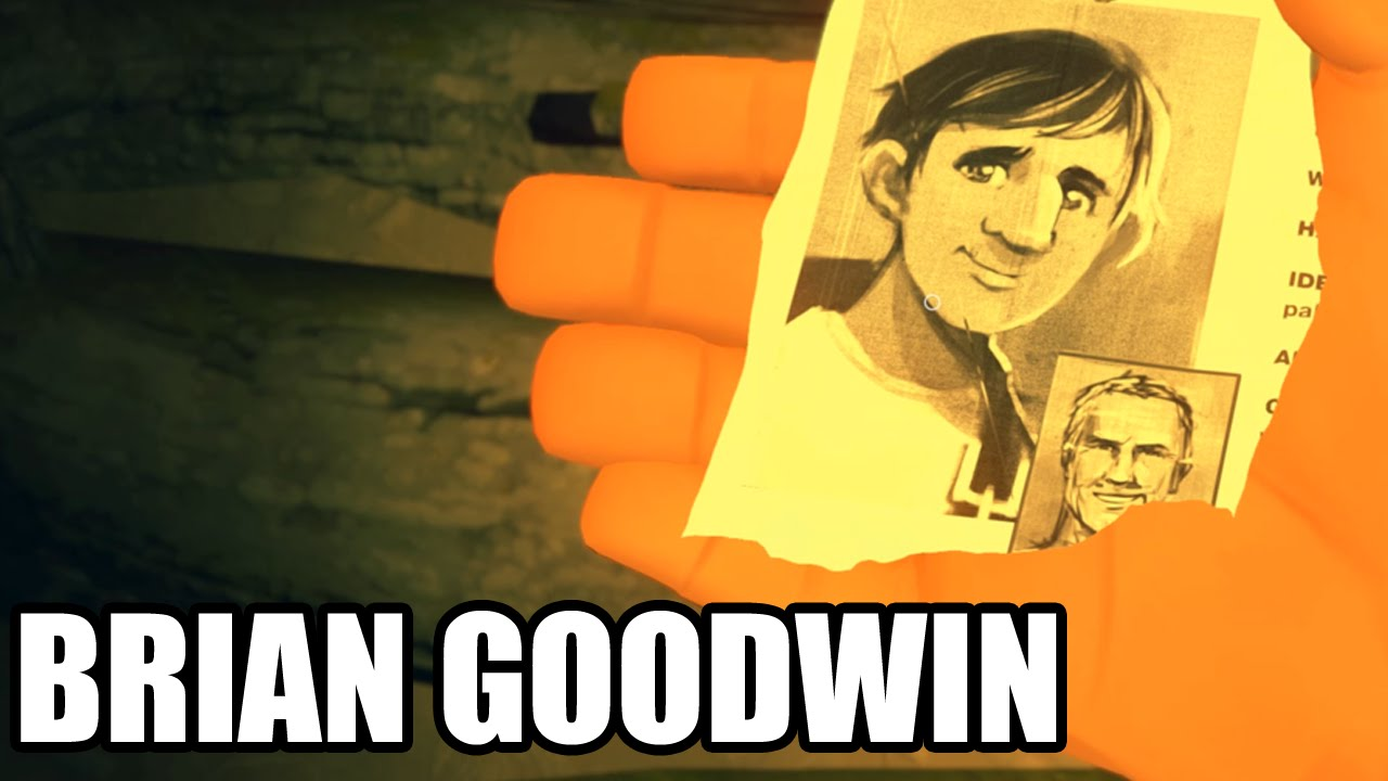 Brian Goodwin | Firewatch Wiki...