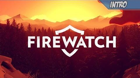 Firewatch Gameplay Walkthrough Part 1 - INTRO