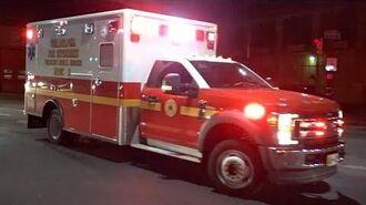 PFD *NEW* Medic 2 Responding