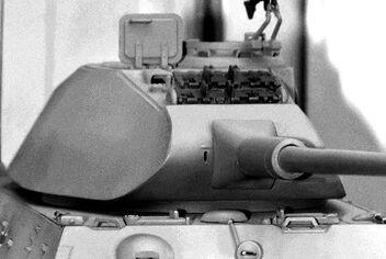 Panzerkampfwagen VI Ausf. B Tiger II (Early Krupp Turret)