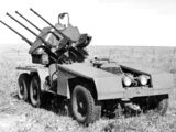6x6 Chassis Quad 20mm SPAA