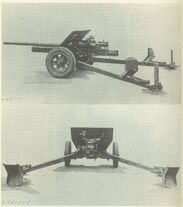 Experimental 57mm Anti-Tank Gun Kō
