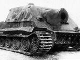 Sturmmörserwagen 606/4 mit 38cm RW 61