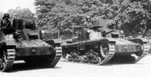 Carro Armato Medio M11-39 Pre-Serial