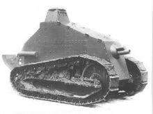 Renault BS prototype