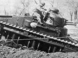 Model Otsu Tank