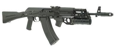 AK-74M 6L31 GP-34