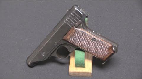 Japanese 7,65mm Hamada Pistol.65mm Hamada Pistol