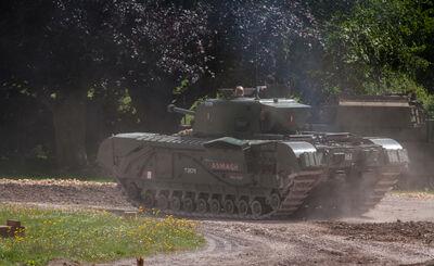 Churchill Mk.IV 2012
