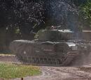 Infantry Mk IV, Churchill