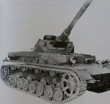 Panzerkampfwagen IV Ausf F2 L70