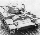 Infantry Mk III, Valentine X