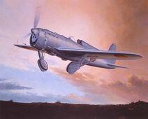 Ki-12 painting