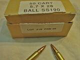 5.7x28mm FN