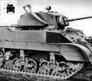 Light Tank, M5A1