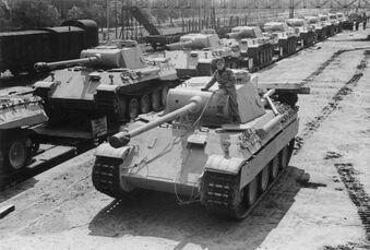 Panzerkampfwagen V Panther D