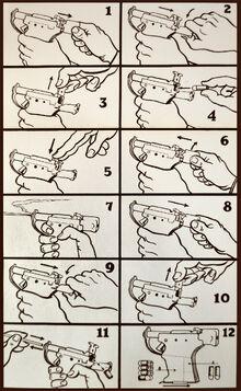 FP-45 Liberator Instructions