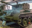Cruiser Mk VIII, Cromwell