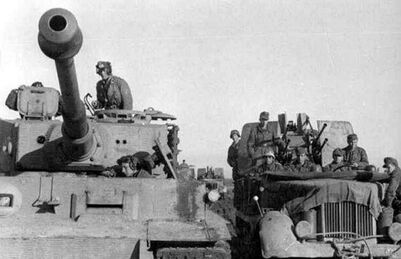 Panzerkampfwagen VI Tiger E Mid-Late