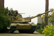 M1A1HA Abrams 'Sinister Minister'