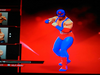 Star Blue WWE2K14