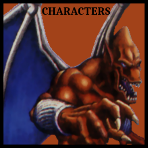 Characters Icon