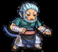 Heroes Mordecai Sprite