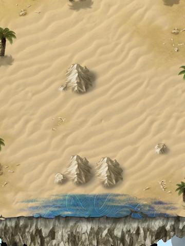 AR Terrain Desert