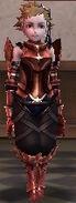 FE14 Wyvern Lord Dismounted (Crimson)