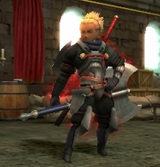 FE13 Dread Fighter (Vaike)