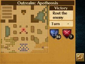 Apotheosis Map