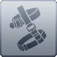 Icono Cinturón cuero Chrom - Fire Emblem Warriors