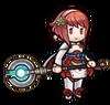 Heroes Sakura Sprite (5*)