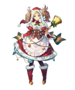 Lissa (Winter's Envoy) Heroes