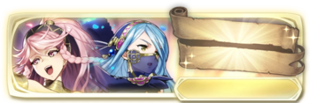 Banner Olivia and Azura (Special)