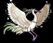 Heroes Reyson Heron Sprite